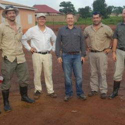 Biodiversity Team, Tri-K, Guinea, 2017