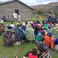 James McKenzie, Lesotho Highlands, 2014