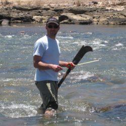 Mark Rountree, Cunene River, 2009